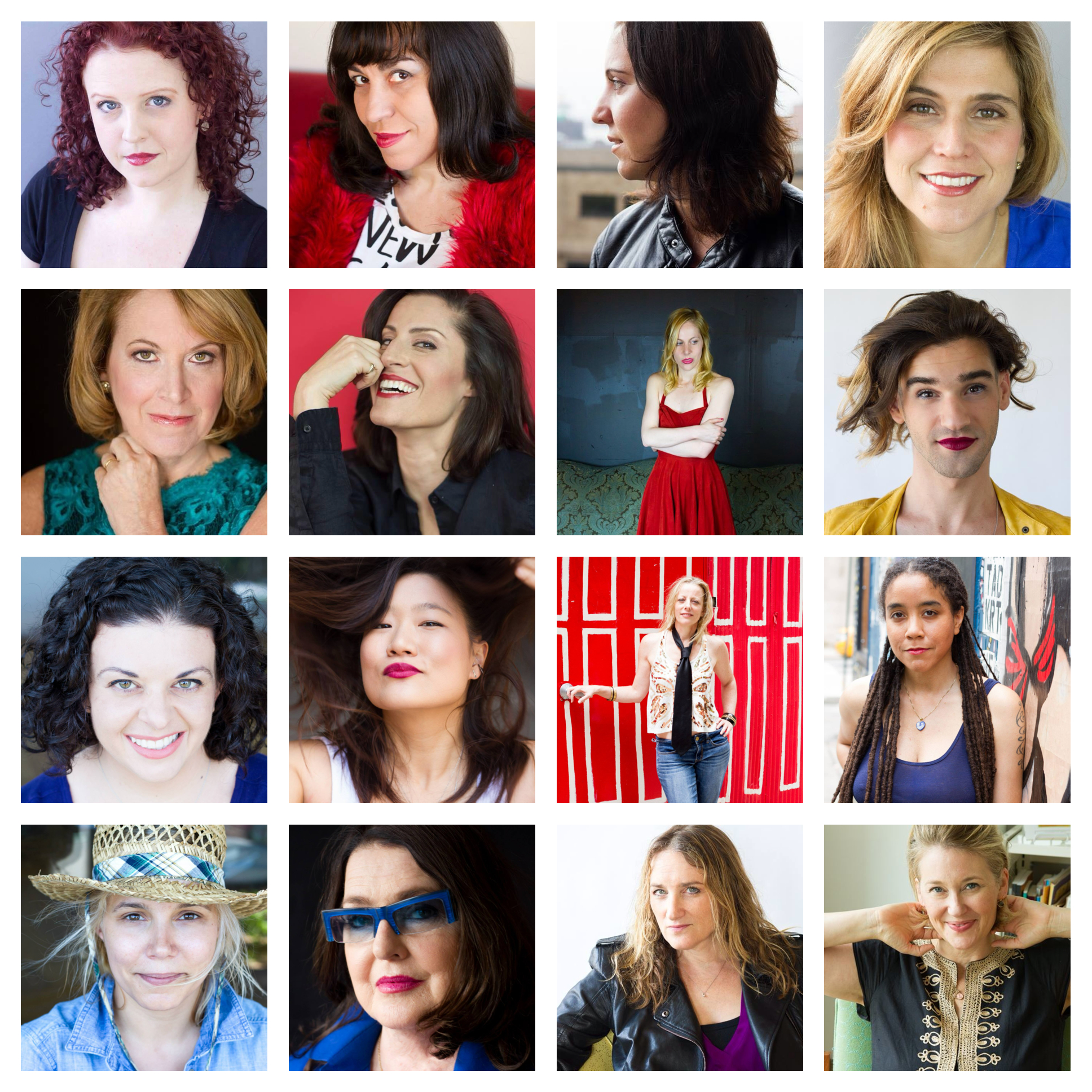 Necessary Exposure: The Female Playwright Project » Podcast